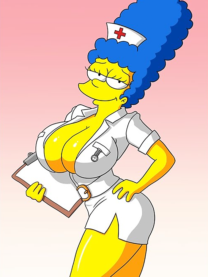 Opinion you Bart maude flanders black dress hentai commit
